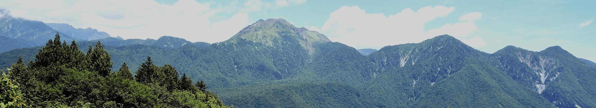 焼岳火山群ページトップ