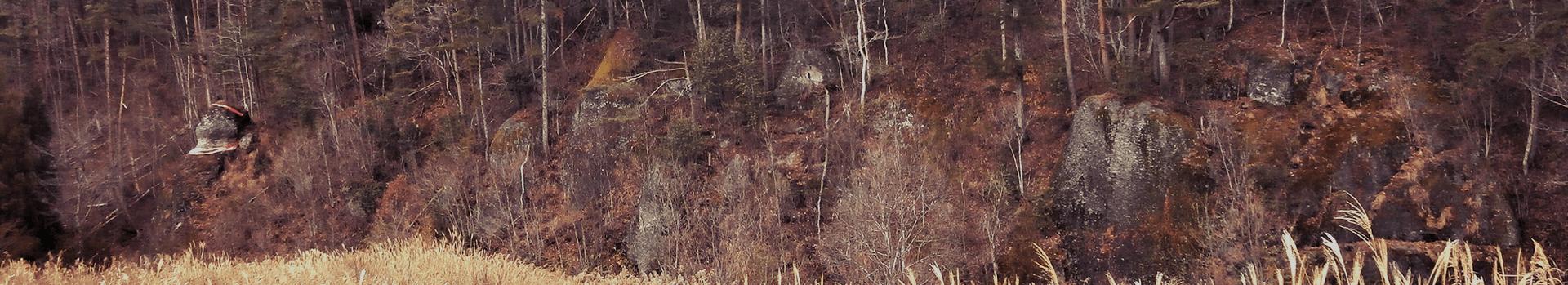 石仏と奇岩群ページトップ