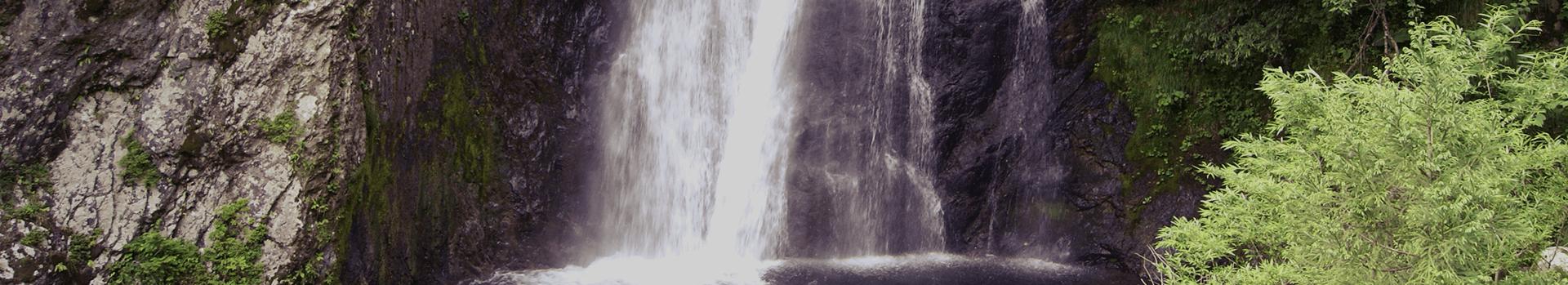 銚子の滝ページトップ