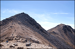 剣ヶ峰の風景画像