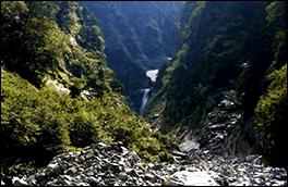 滝谷の風景画像