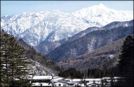 笠ヶ岳風景画像