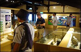 福地化石館風景画像