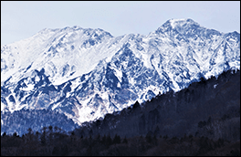 奥飛騨さぼう塾の風景