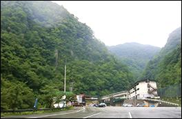 飛騨大鍾乳洞の風景